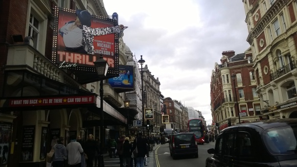 Shaftesbury Avenue