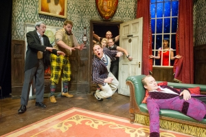 Photo credit: The Play That Goes Wrong