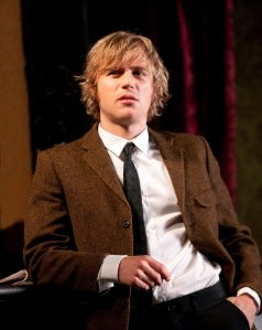 Johnny Flynn in Hangmen Photo credit: Simon Annand