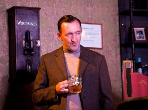 Ralph Ineson in Hangmen Photo credit: Simon Annand