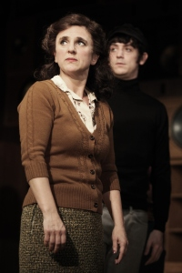 Elizabeth Hill and John Dagleish in Sunny Afternoon. Photograph by Kevin Cummins.