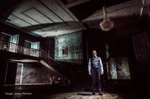 Ciarán Hinds in Hamlet Photograph by Johan Persson