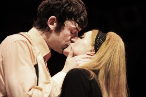 John Dagleish and Lillie Flynn in Sunny Afternoon. Photograph by Kevin Cummins.