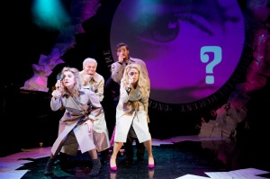 Siobhán McCarthy, Dave Willetts, Niall Sheehy and Julie Atherton in Pure Imagination Photo credit: Annabel Vere