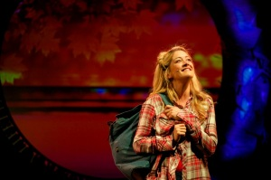 Julie Atherton in Pure Imagination Photo credit: Annabel Vere