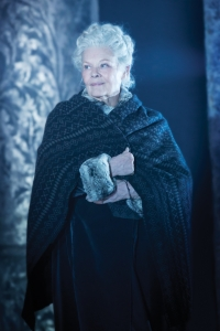 Judi Dench in The Winter's Tale Photo credit: Johan Persson