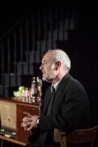 Keith Allen in The Homecoming Photo credit Marc Brenner