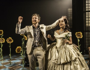 Ruling Class James McAvoy Kathryn Drysdale Johan Persson