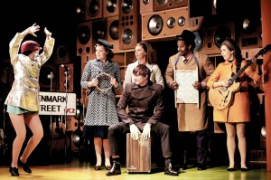 The cast of Sunny Afternoon. Credit - Kevin Cummins (2).jpg