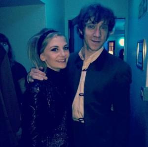 Vicki and Ryan