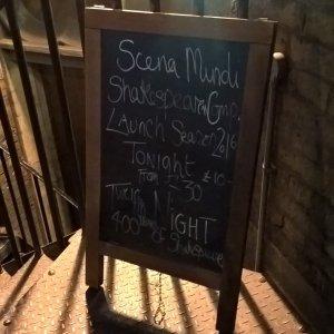 Scena Mundi launch