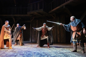 King John at Rose Theatre Kingston.  Photo by Mark Douet _80A0095