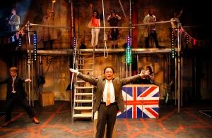 The Buskers Opera - David Burt & company - cSimon Annand