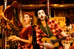 The Buskers Opera - Lauren Samuels & George Maguire - cSimon Annand