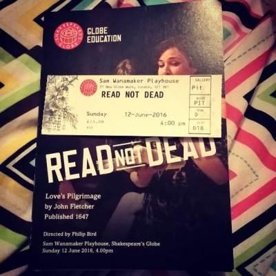 Read Not Dead