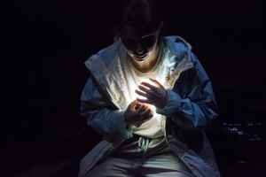 Cargo at the Arcola Theatre, Milly Thomas, Photo by Mark Douet