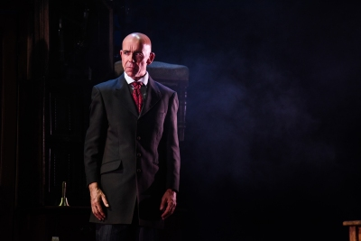 Zach Lee in The Strange Case of Dr Jekyll & Mr Hyde, credit Alex Harvey-Brown.