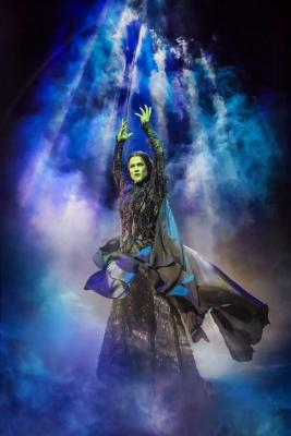 Wicked UK Ireland Tour 2018_Amy Ross (Elphaba)_Photo by Matt Crockett_DSC_0196_RT