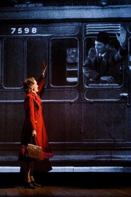 Isabel Pollen as Laura in Brief Encounter, credit Steve Tanner