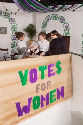 National Trust, Suffragette City, Credit of Oskar Proctor (3)