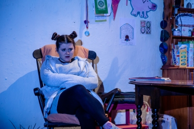 Reared, Theatre503 - courtesy of The Other Richard (6) Danielle Phillips