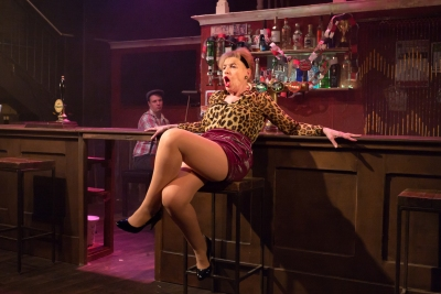 Andrea Miller in H.R.Haitch (Credit of Nick Rutter)