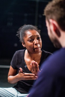 Alexandra James (Cara) in Nine Foot Nine. Photo by Katie Edwards(1)