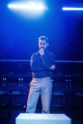 Paul O_Dea (Nate) in Nine Foot Nine. Photo by Katie Edwards