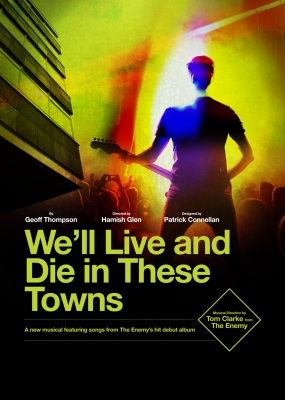 We'll Live and Die In These Towns Artwork resized