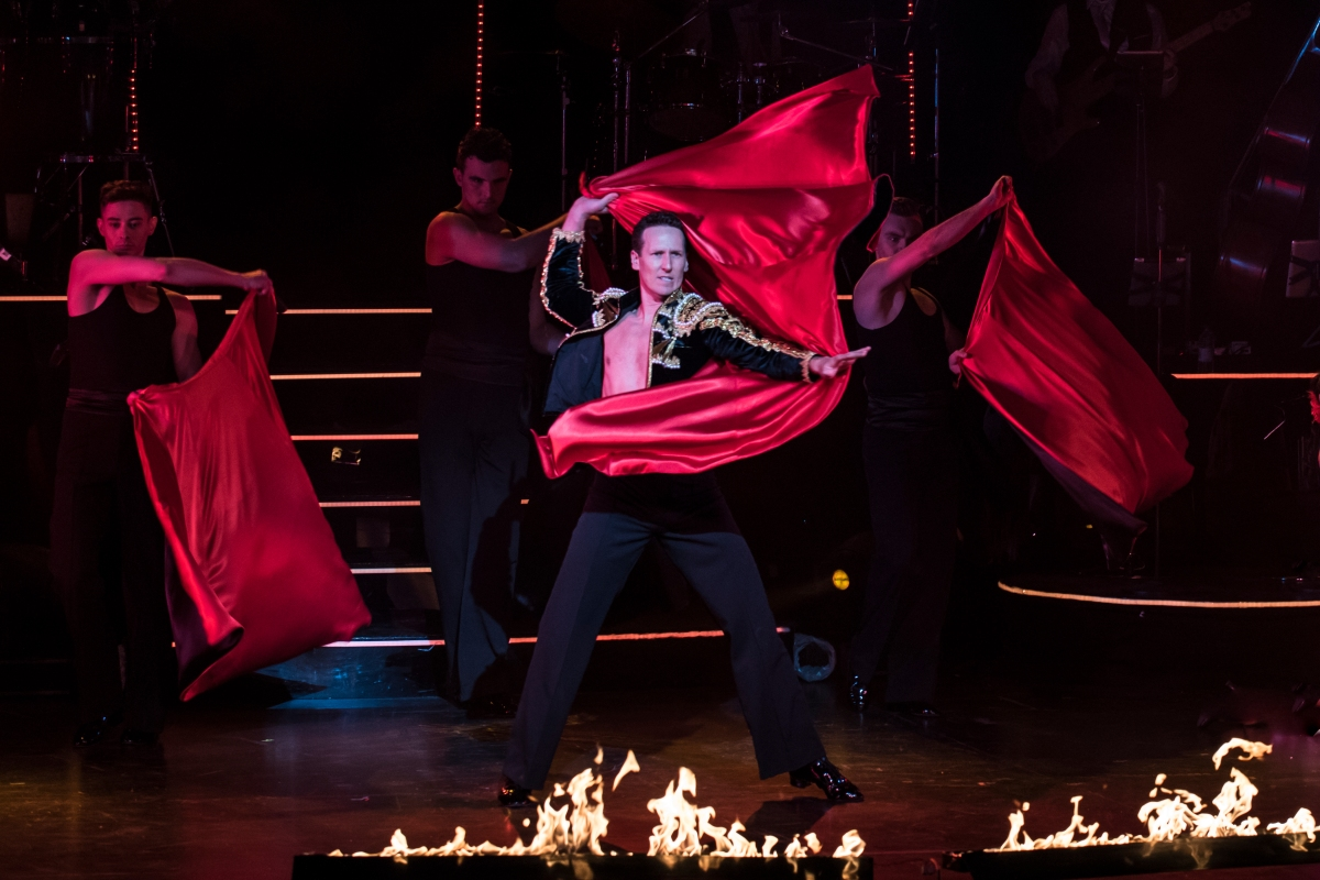 Brendan Cole: All Night Long - Autumn 2018 tour announced