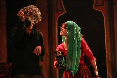 Arabian Nights, Hoxton Hall (Ikky Elyas and Maya Britto) - courtesy of Ali Wright