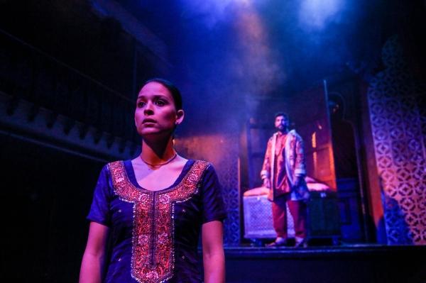 Arabian Nights, Hoxton Hall (Sharon Singh and Pravessh Rana) - courtesy of Ali Wright