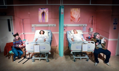 A Funny Thing Happened On The Way To The Gynecologic Oncology Unit
