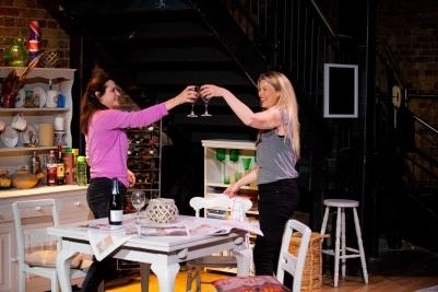 People Like Us, Union Theatre (Courtesy of Paul Nicholas Dyke) (4) Sarah Toogood, Gemma-Germaine