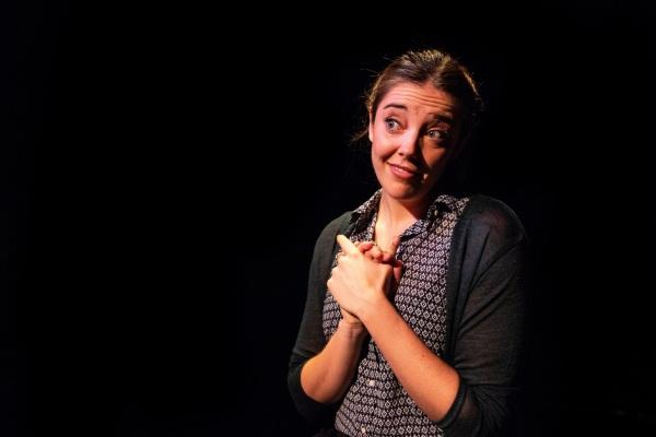 Pickle Jar, Soho Theatre - Maddie Rice (Courtesy of Ali Wright) (15)