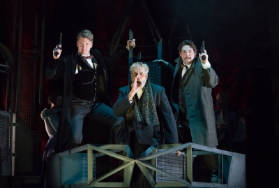 Blackeyed Theatre presents Sherlock Holmes - The Sign of Four (courtesy Mark Holliday) (4)