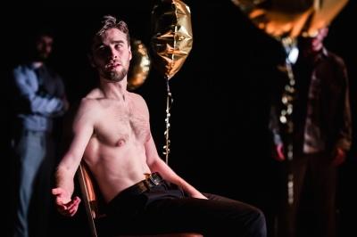 Jamie O'Neill as Herod. Shhot by Adam Trigg