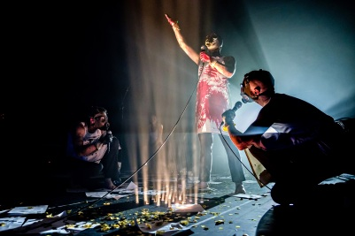 Cameron Nelson David Clayton Hamish Somers MACBETH 2020 Lazarus Theatre Company Photographer Adam Trigg