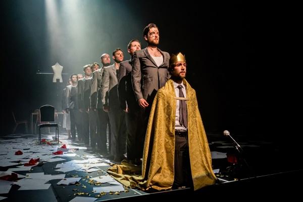 The Company MACBETH 2020 Lazarus Theatre Company Photographer Adam Trigg