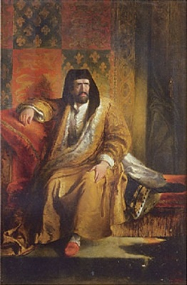 sir-john-gilbert-king-henry-iv,-part-ii,-act-iii,-scene-i